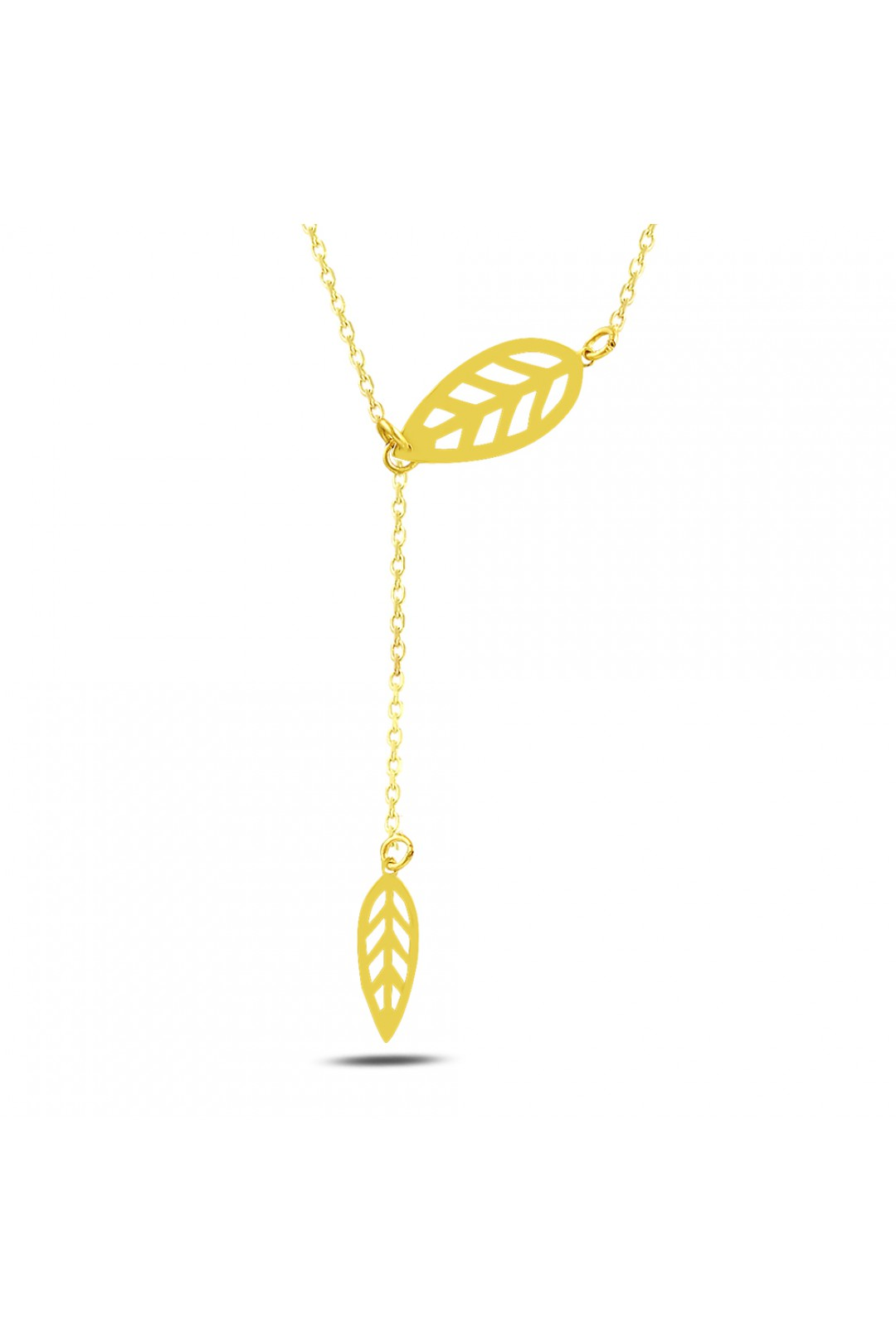 LEAFAGE NECKLACE