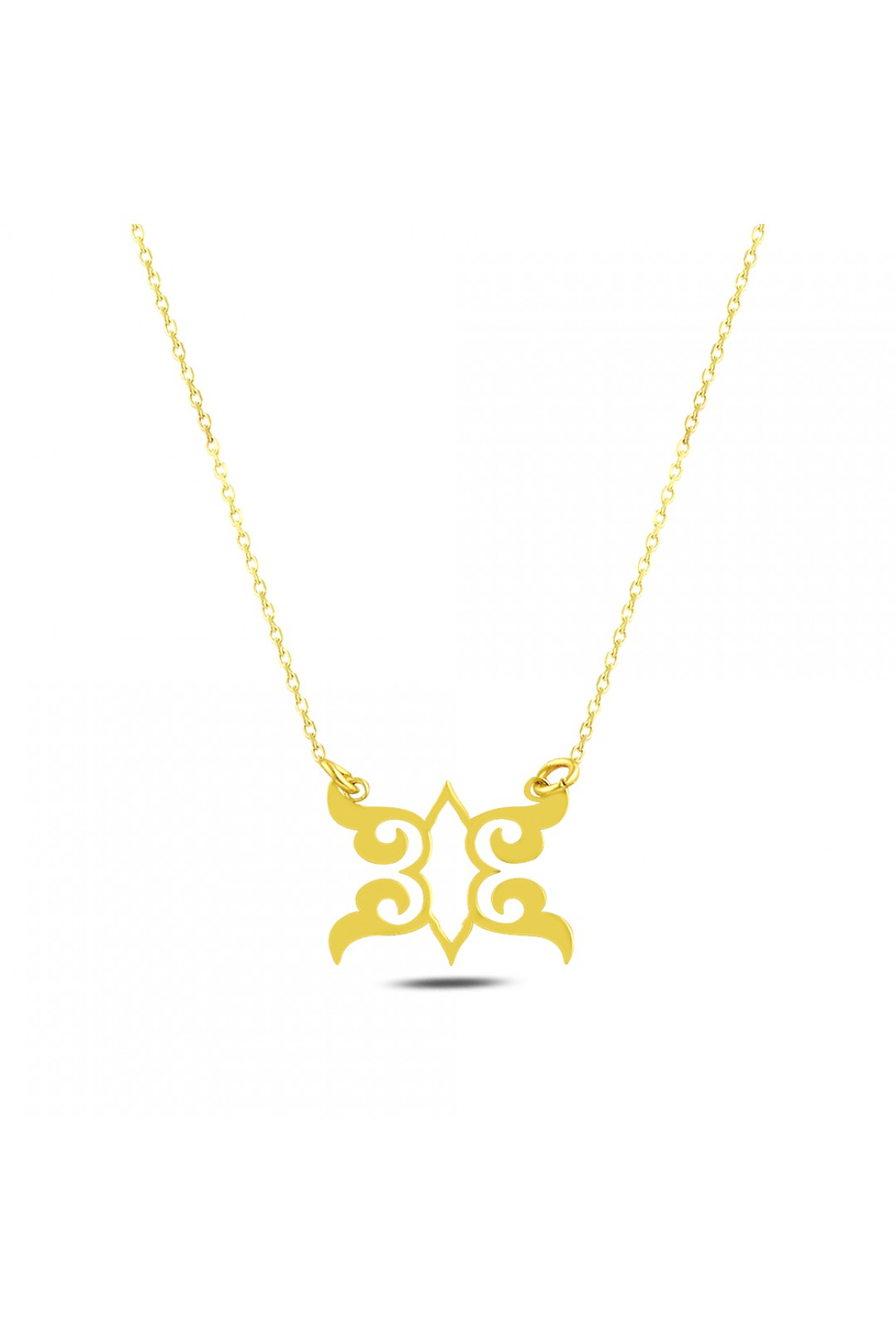 BUTTERFLY 2 NECKLACE