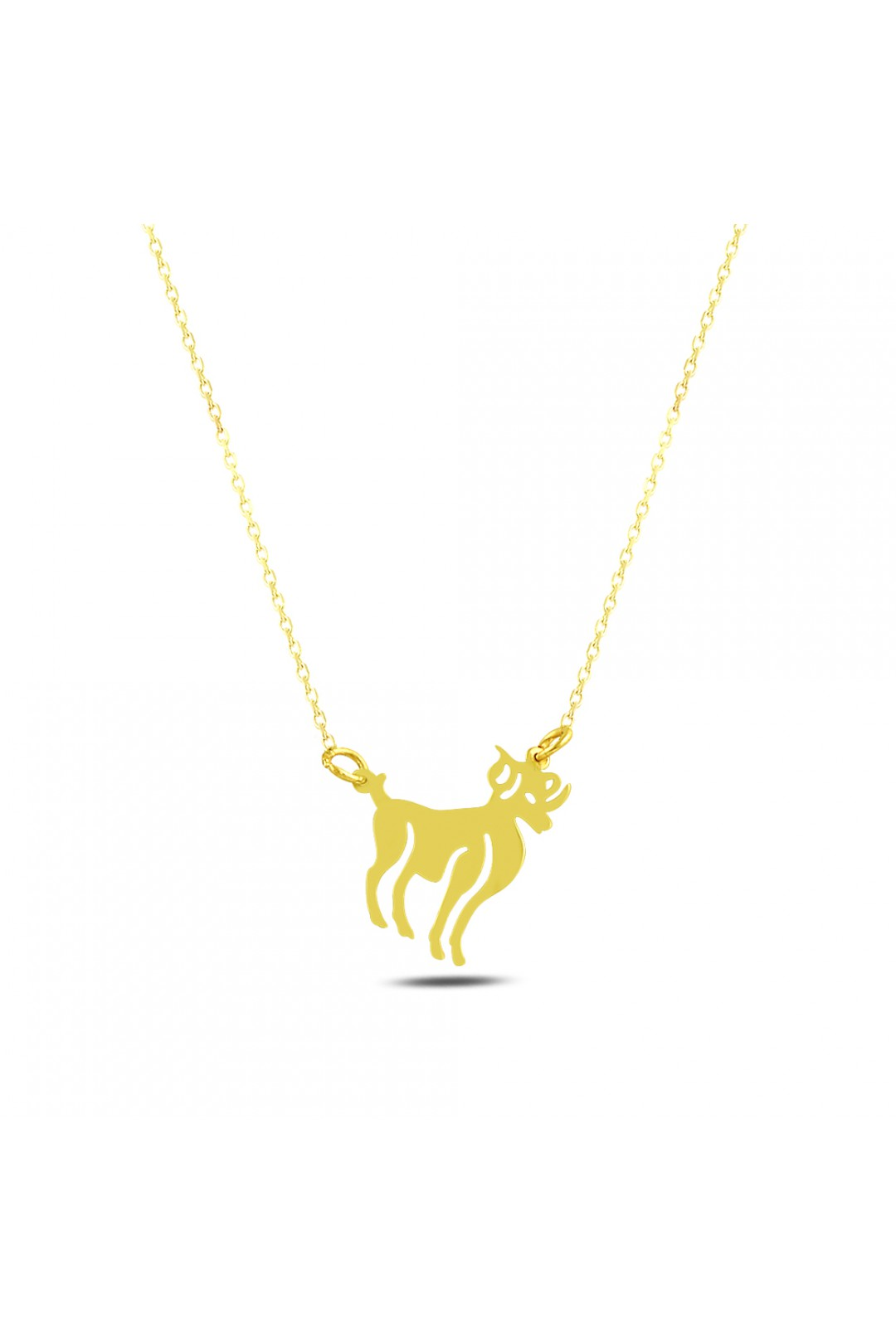 PUPPY RAM NECKLACE