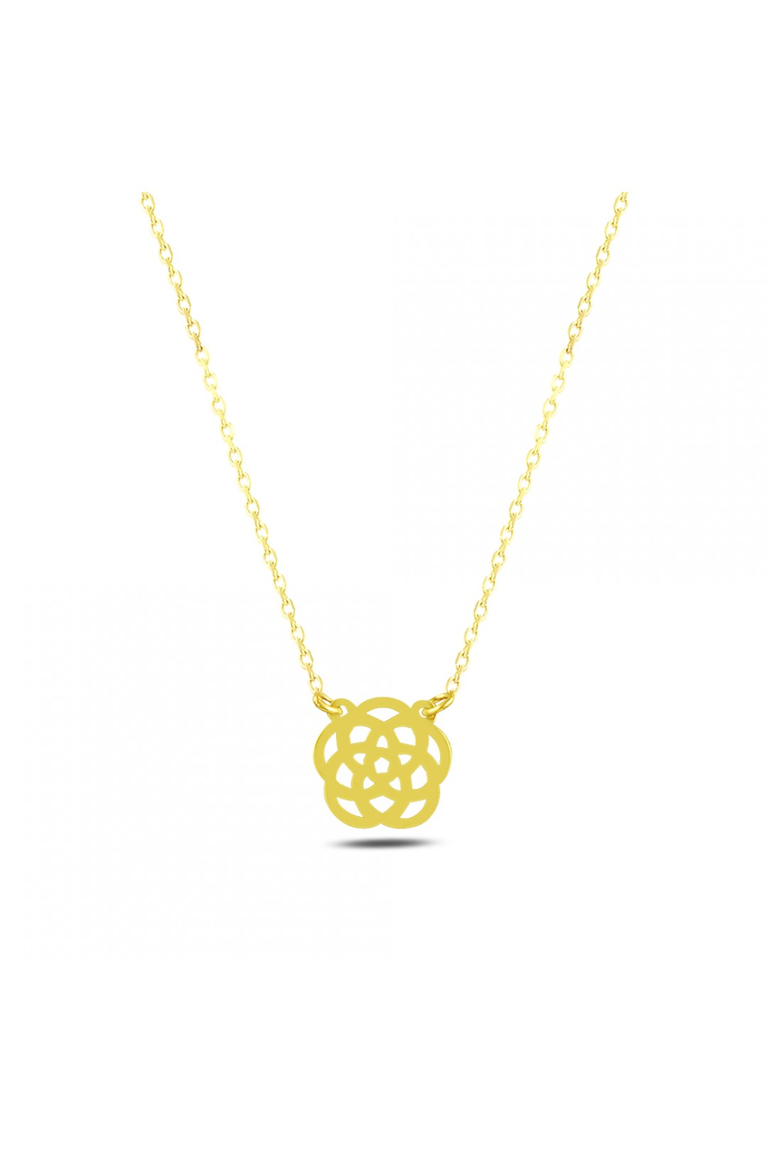 LIVING SEED SYMBOL NECKLACE