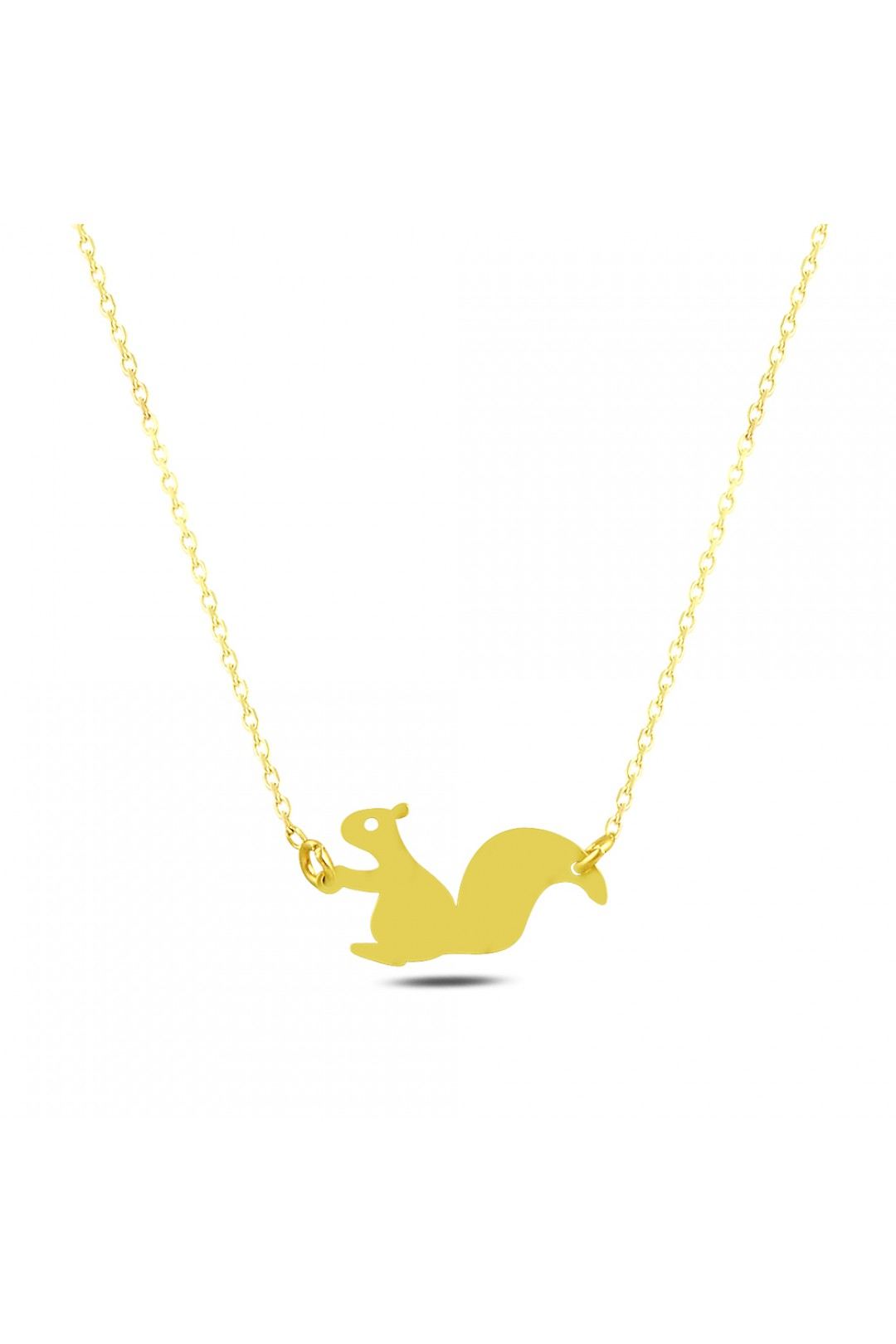 SQUIRREL NECKLACE