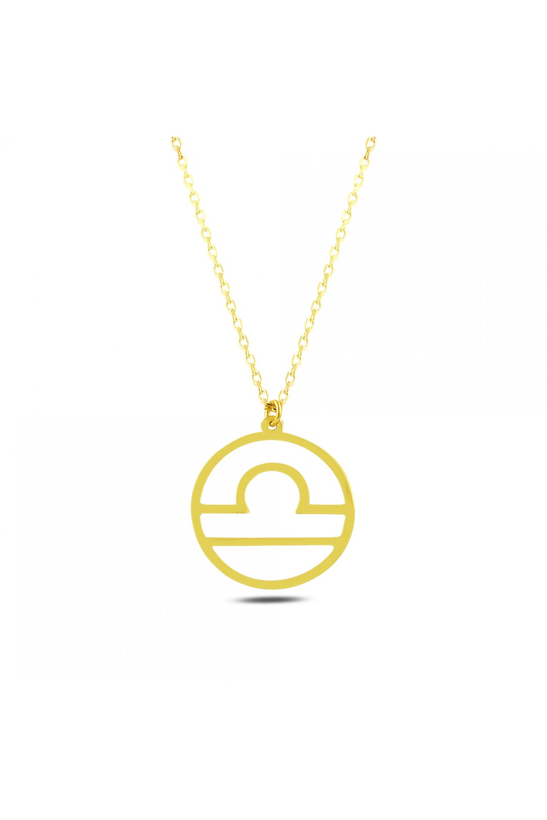 LIBRA SYMBOL NECKLACE