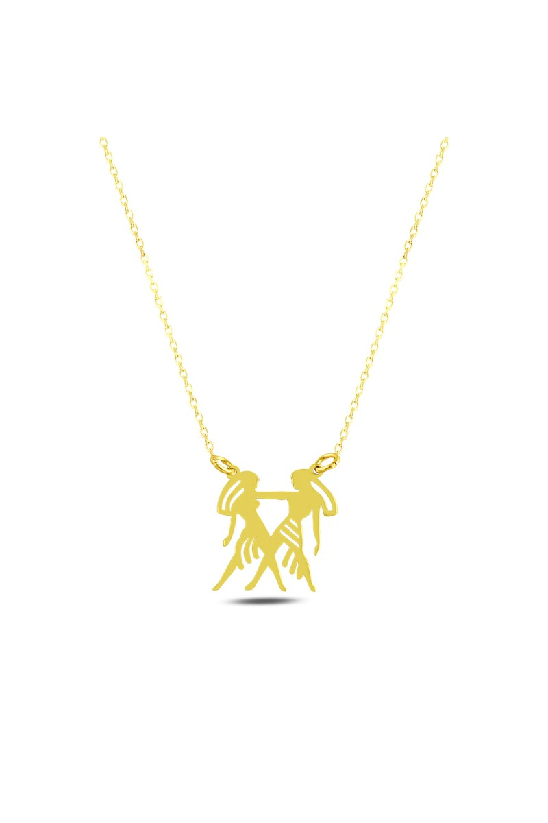 GEMINI SYMBOL 2 NECKLACE