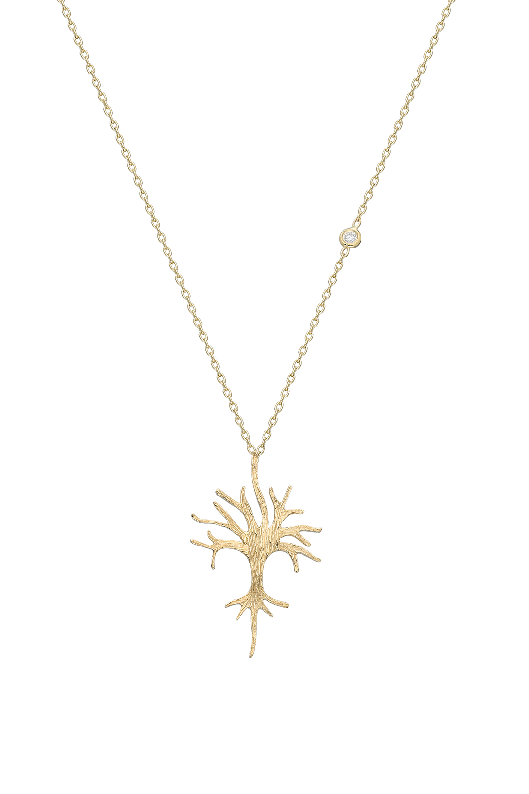 LIFE TREE NECKLACE