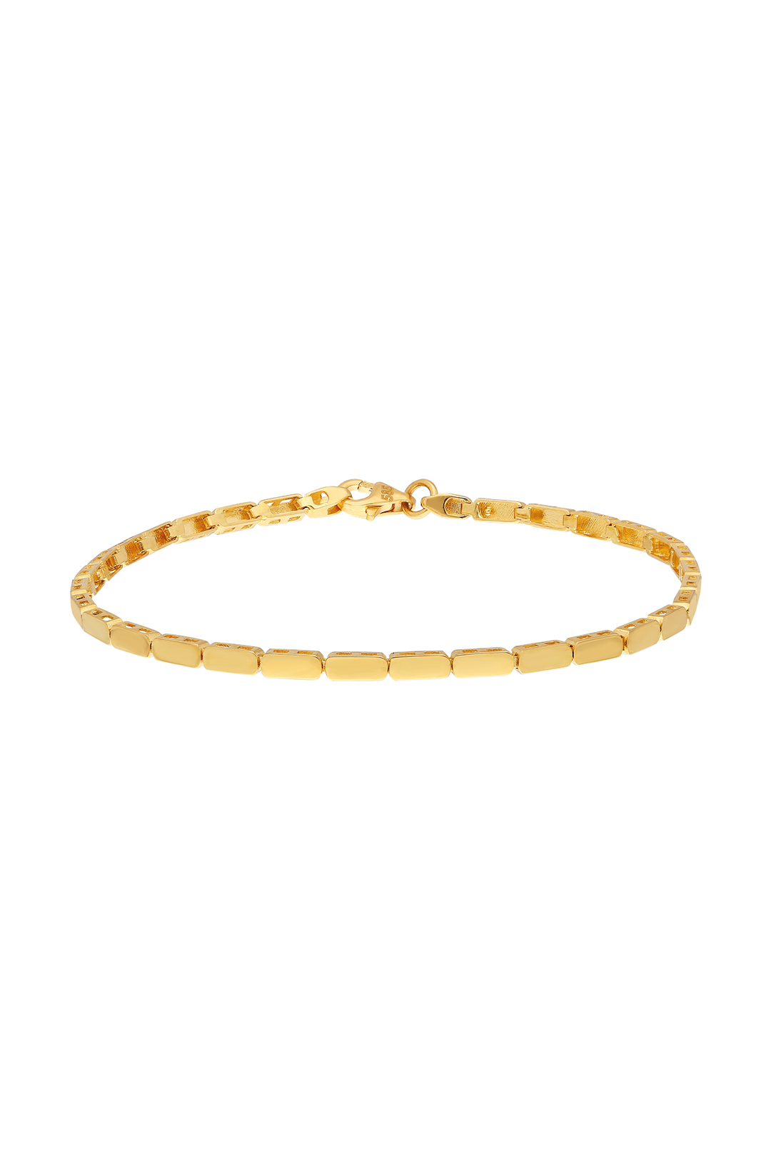 OVAL SHAPES RETRO BRACELET