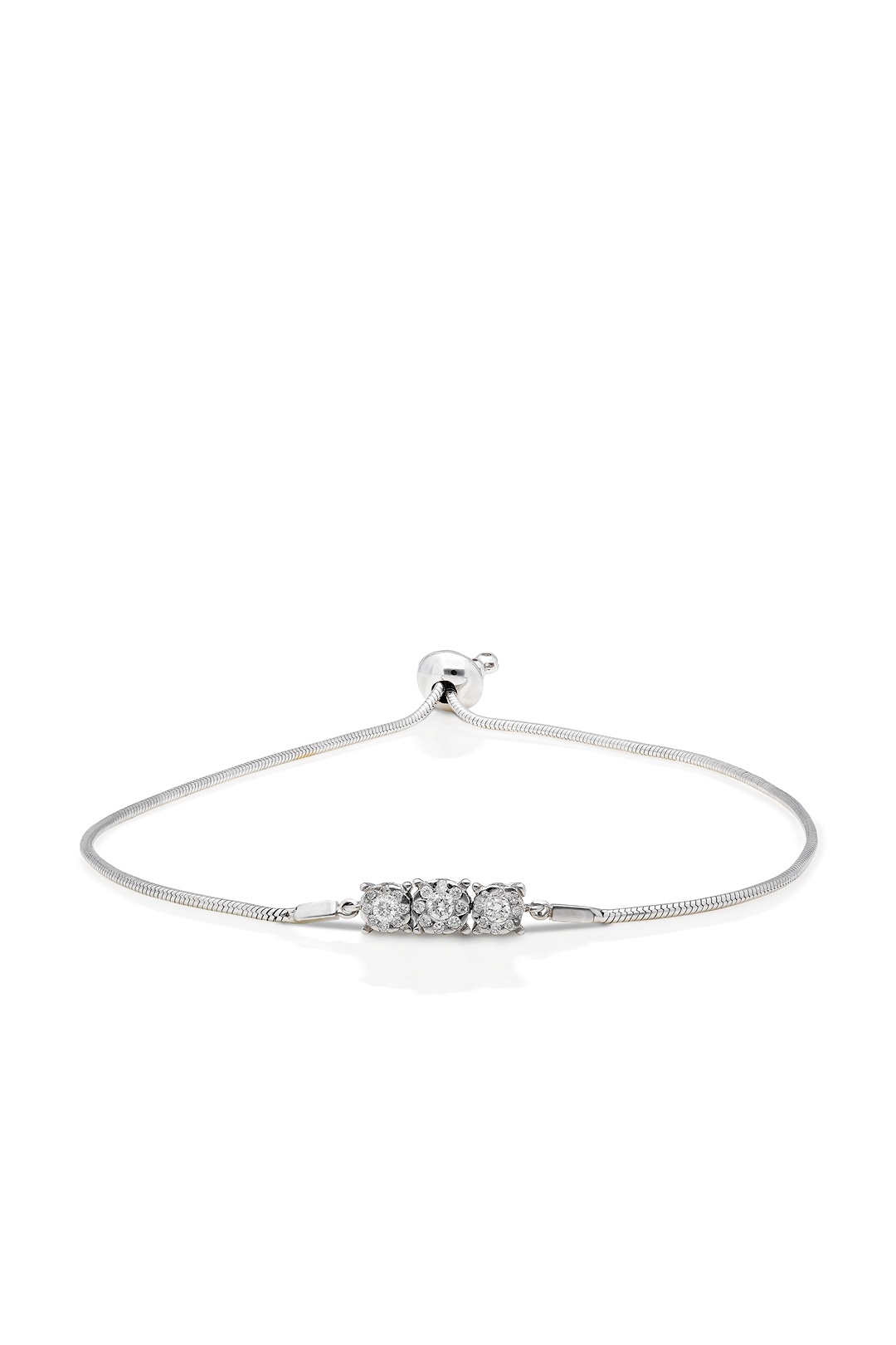 TRIPLE DIAMOND BRACELET