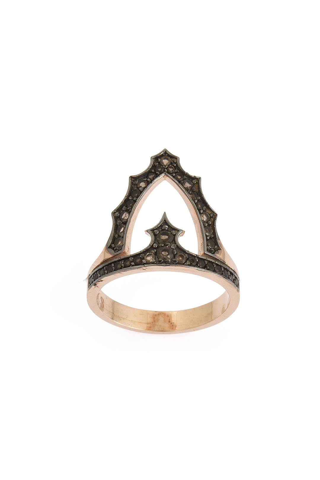 REBEL STAR RING