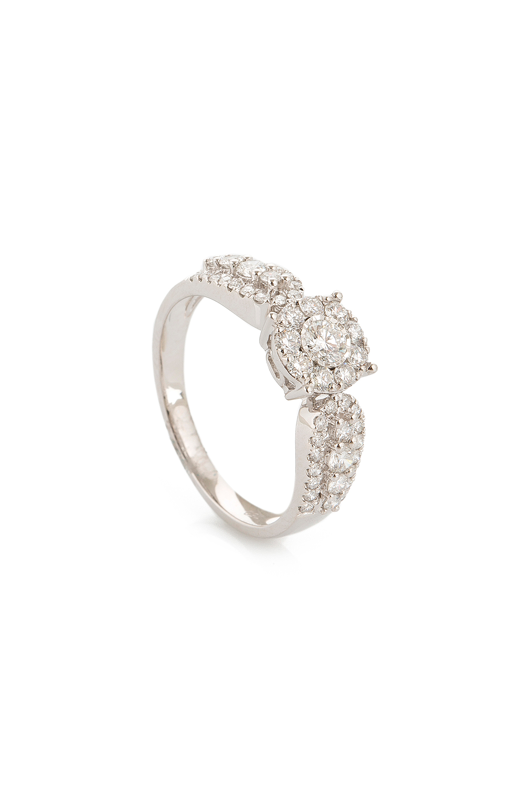 AUDREY DIAMOND RING